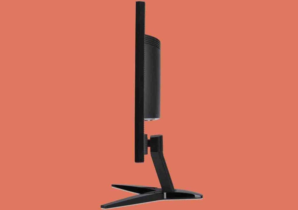 Acer kg221q Side