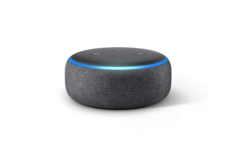 Amazon Echo Dot 3 Smart Home Device