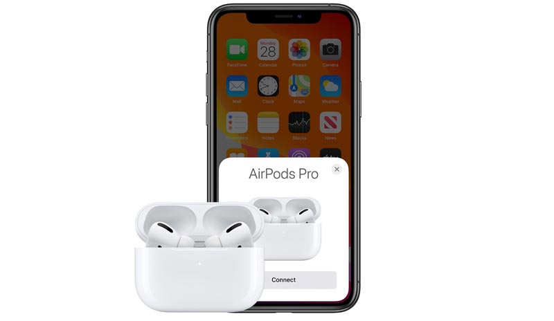 Apple AirPod Pro Pairing