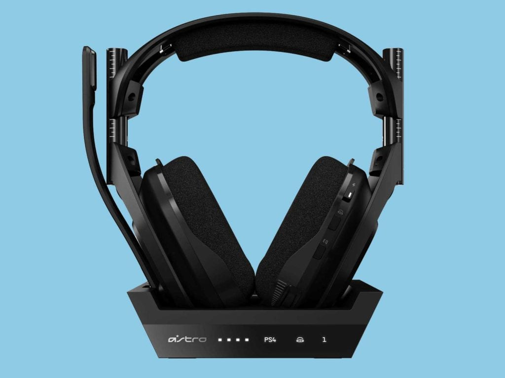 Astro A50 Wireless Review