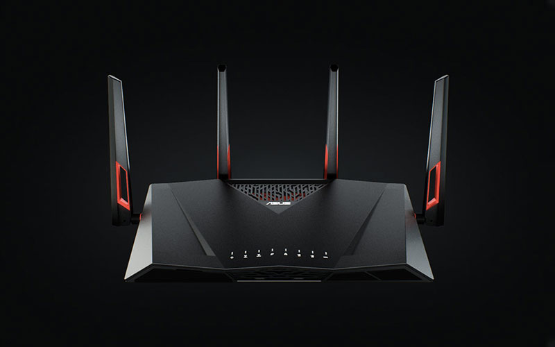 Asus RT-AC88U Dual Band Router