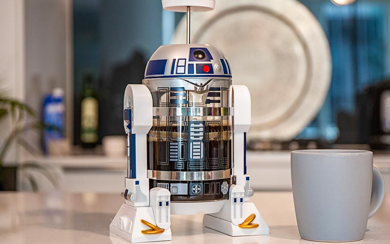R2-D2 Coffee Press - EB Games