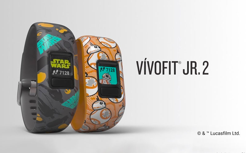 Star Wars VivoFit Jr 2 Smart Watch