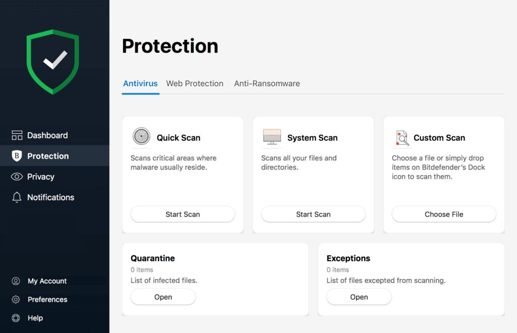 Bitdefender Premium Protection