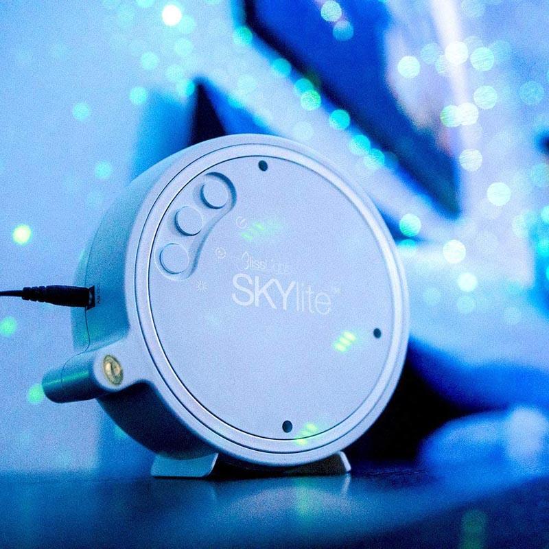 BlissLights Sky Lite - LED Laser Star Projector