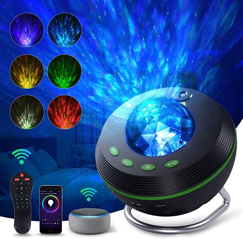 Cisteen Smart WiFi Star Projector