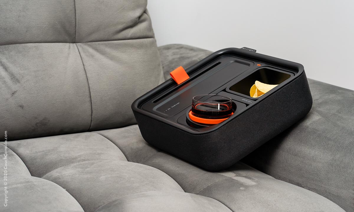 Couch Console Cup Holder