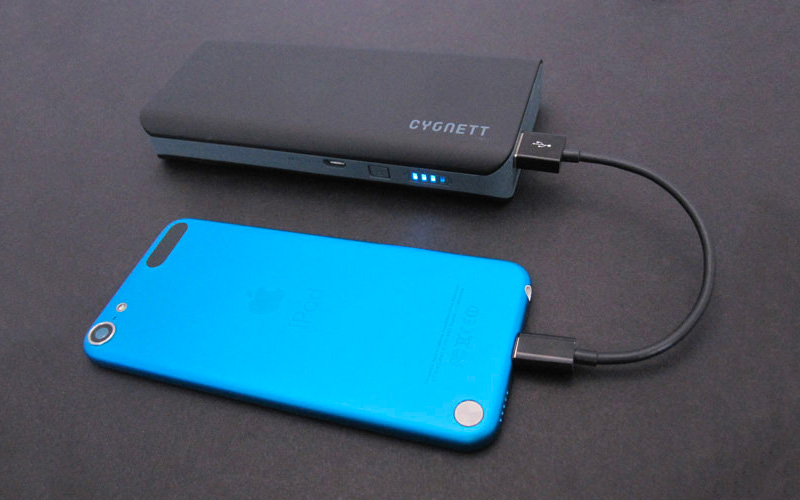 Cygnett Power Bank 4440mAh Review