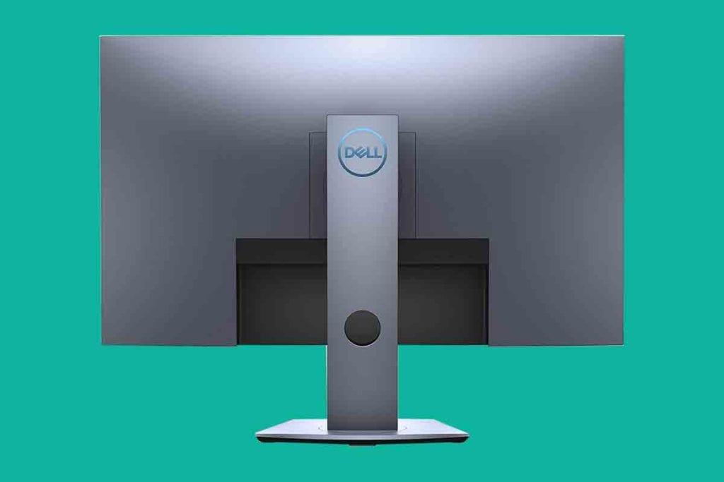 Dell S2719DGF Gaming Monitor Back