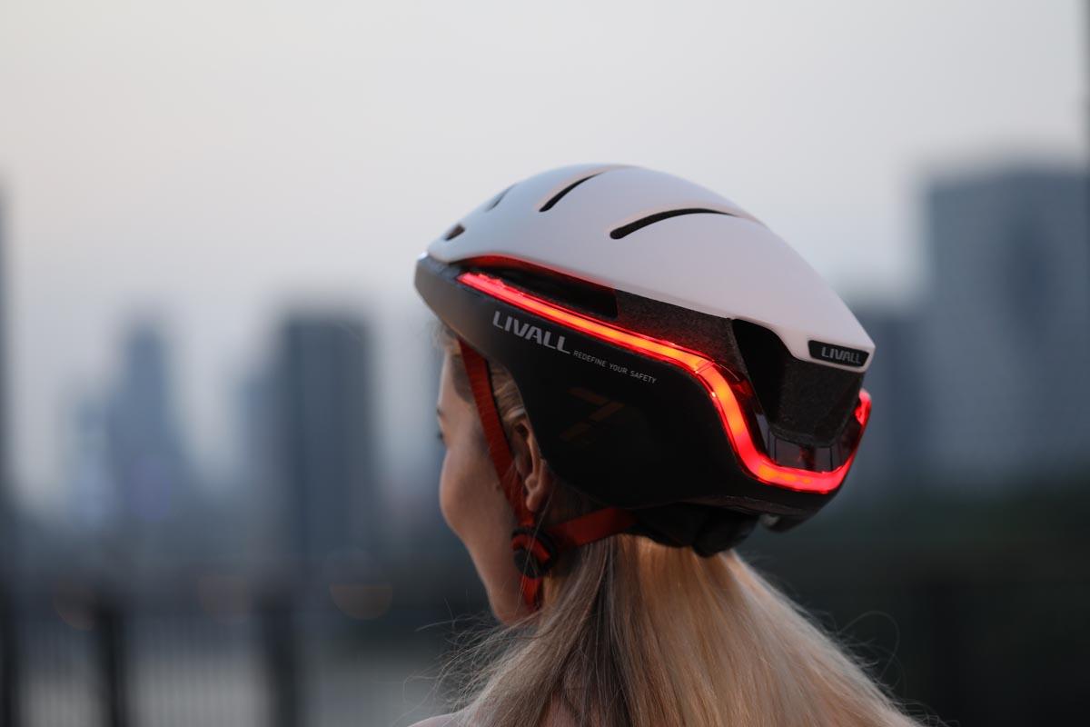 EVO21 Back of Helmet