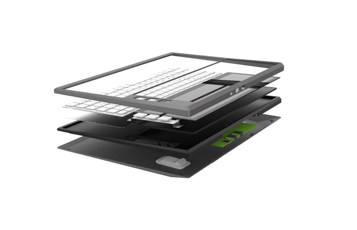 FICIHP Multifunctional Keyboard specs