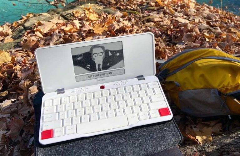 Free Write Traveller