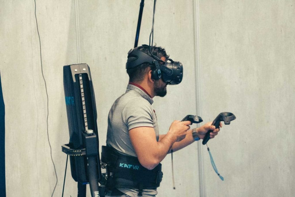Full VR Equipment