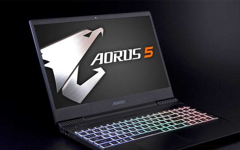GIGABYTE AORUS 5 Laptop