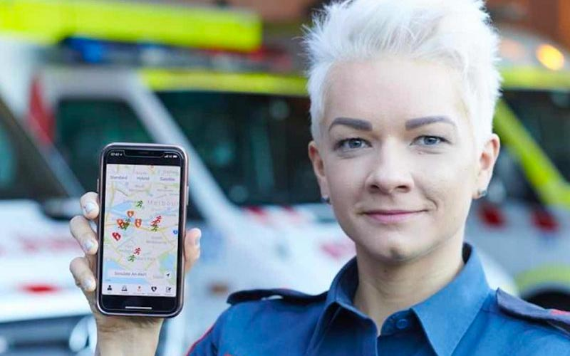 GoodSAM Mobile App - Positive Impact Within Australia