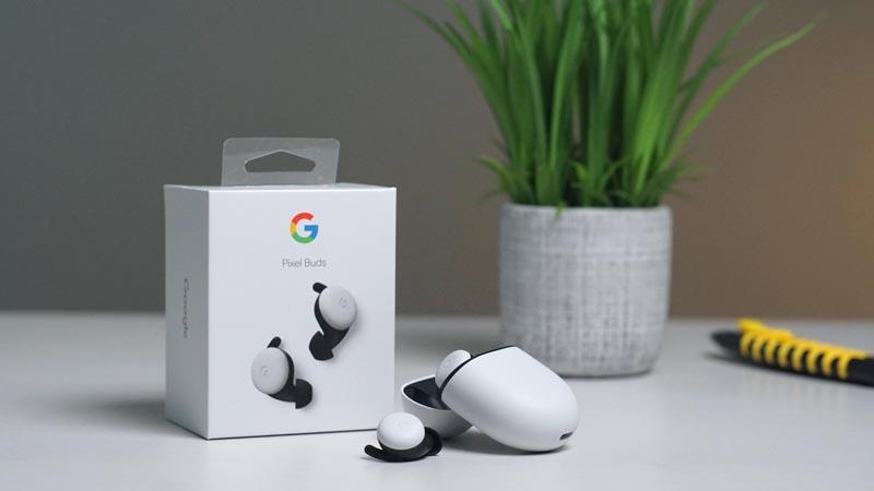 Google Pixel Buds 2 Box