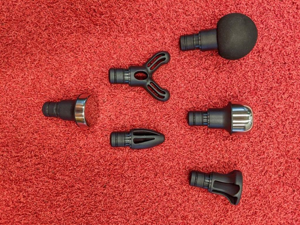 HydraGun accessories