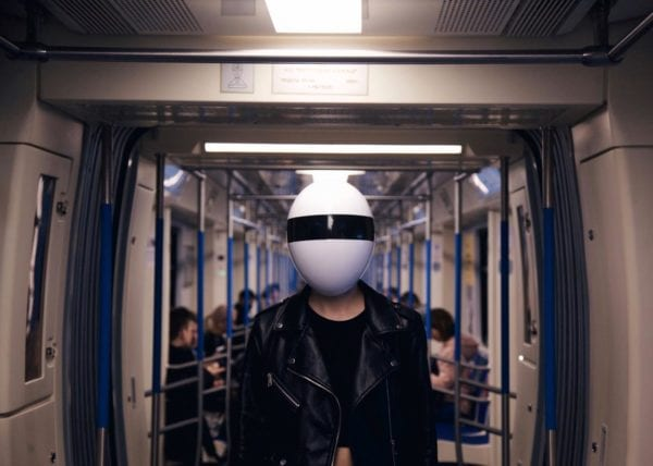 Blanc: The only full-face modular mask