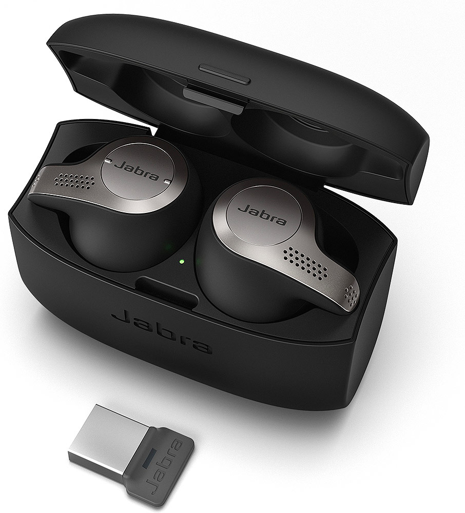 Jabra Evolve 65t charging case