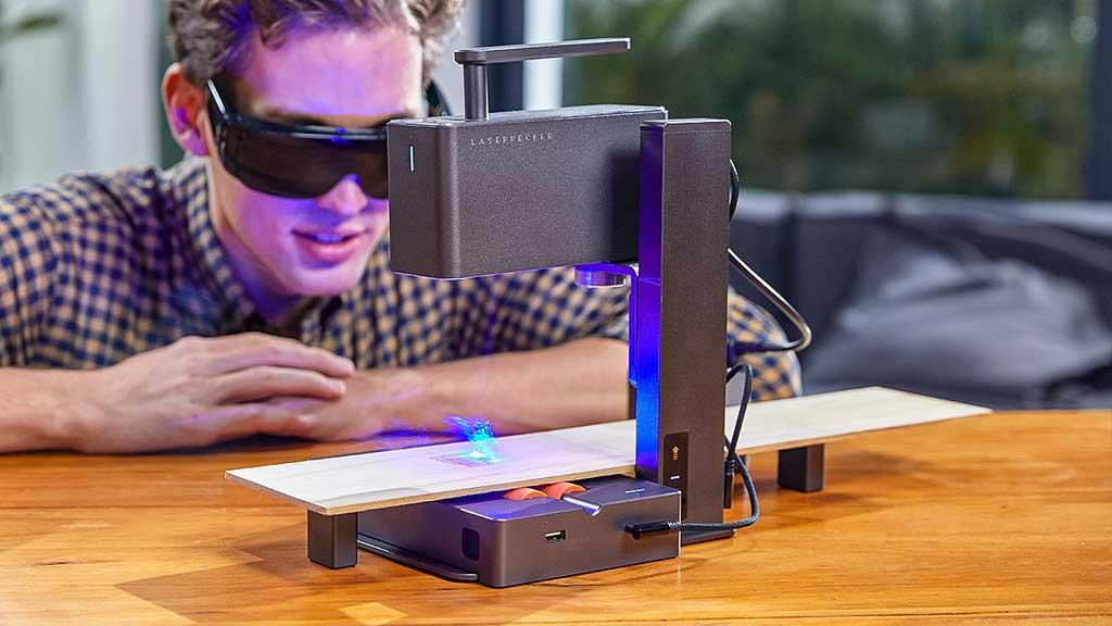 Kickstarter LaserPecker 2