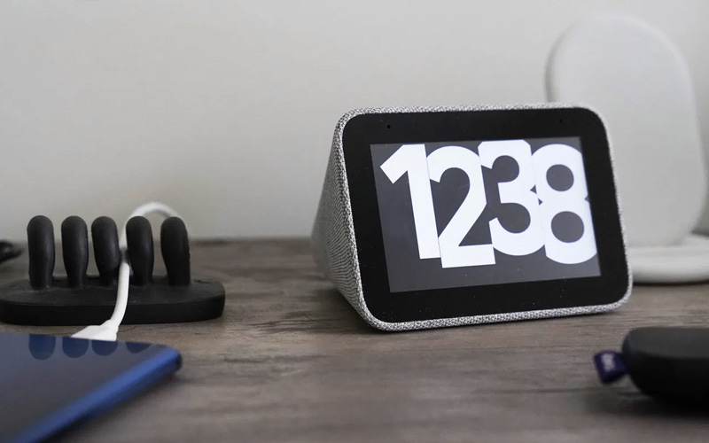 Lenovo Android Smart Clock