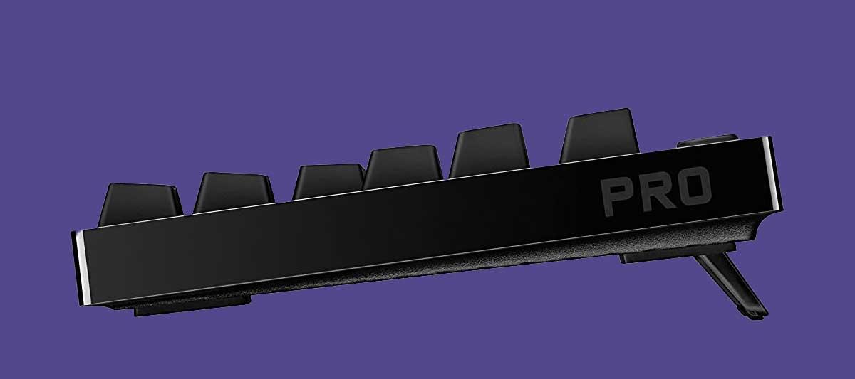 Logitech G Pro X Keyboard-Profile