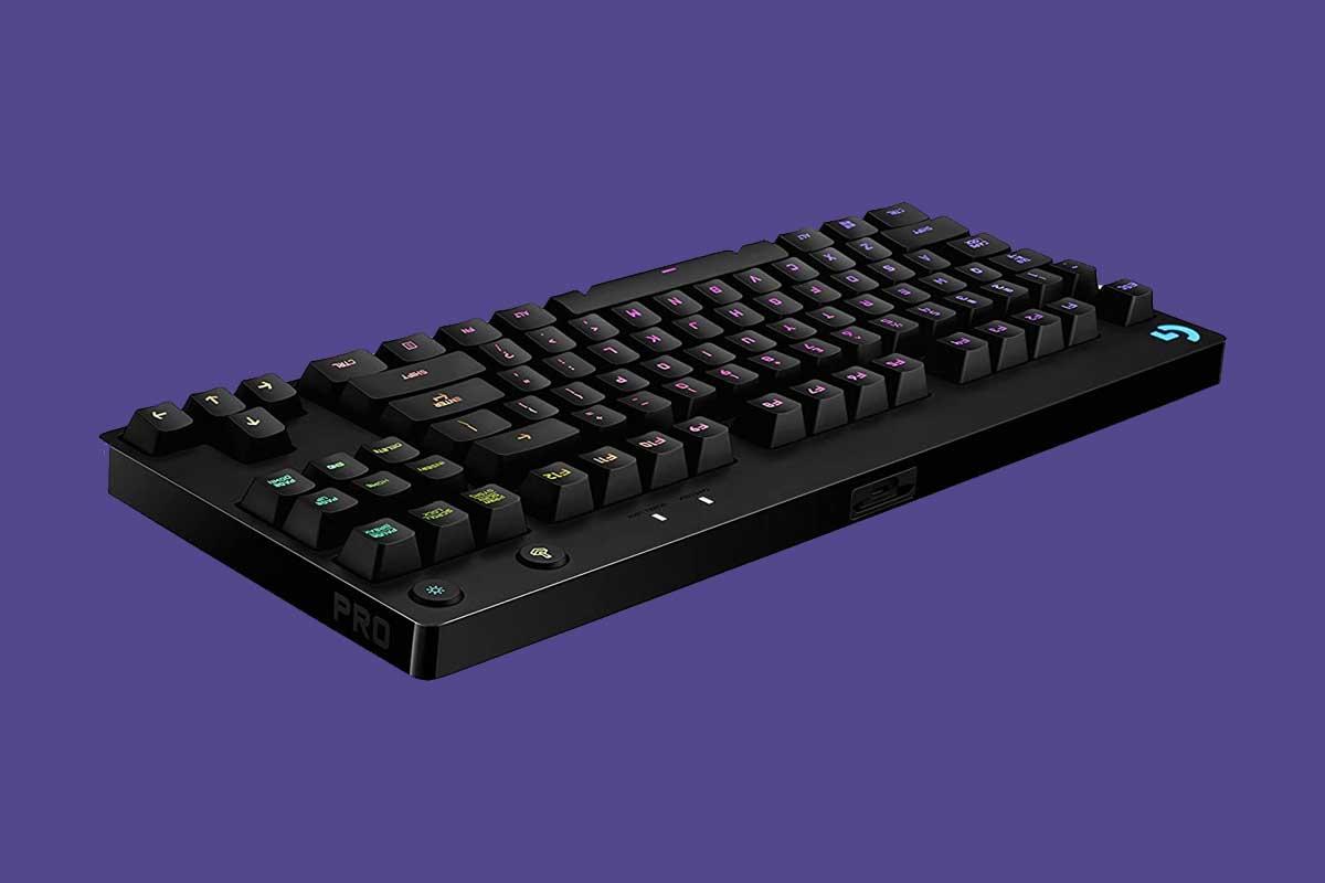 Logitech G Pro X Keyboard-Reverse