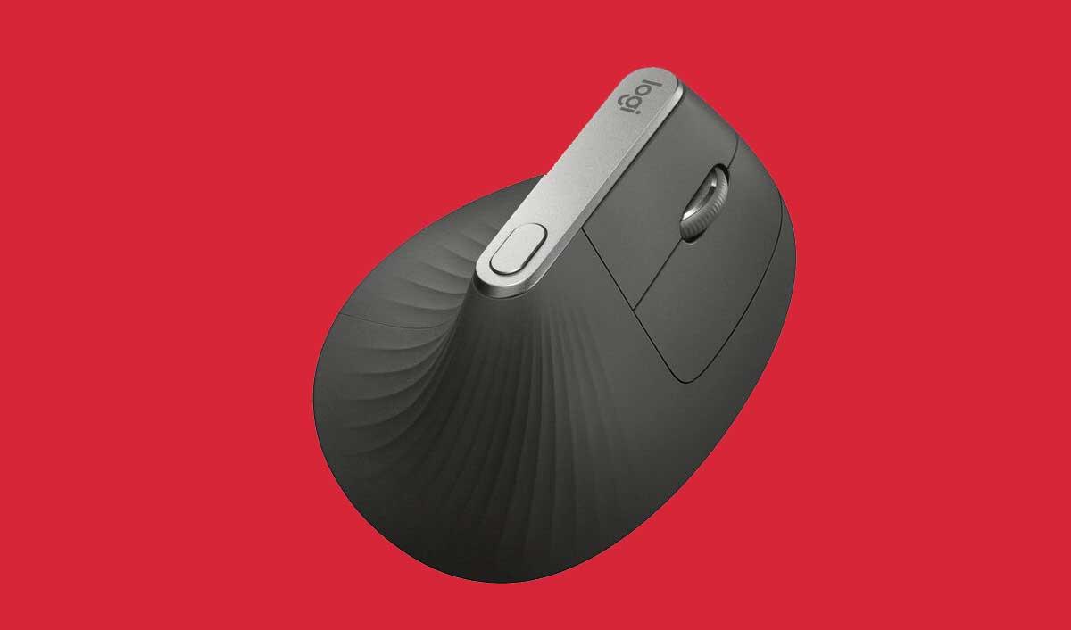 Logitech MX Vertical Ergonomic mouse review