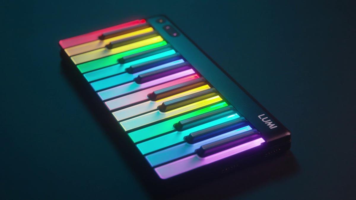 Lumi Keys Product Shot