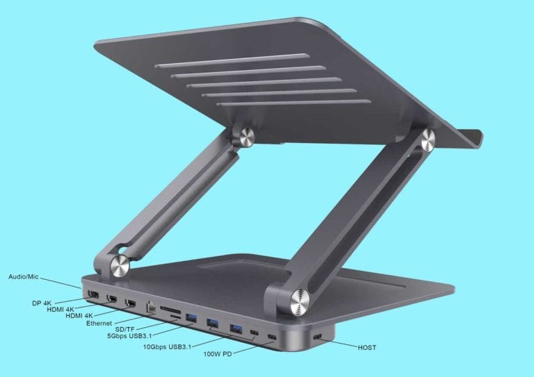 MAOTOAM USB-C Laptop Stand