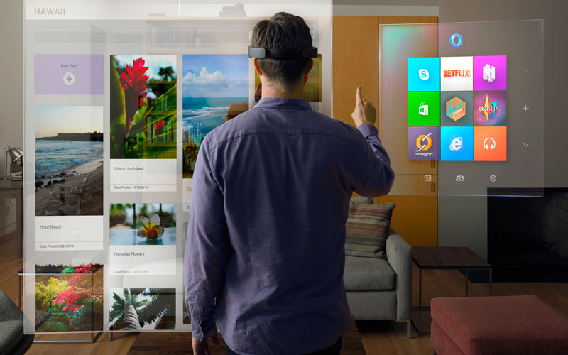Microsoft HoloLens 2 - New AR Functions