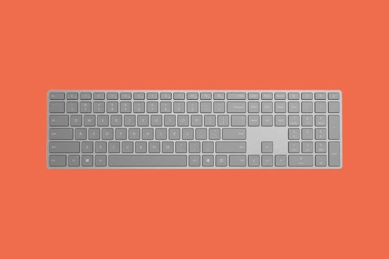 Microsoft Surface Keyboard Review