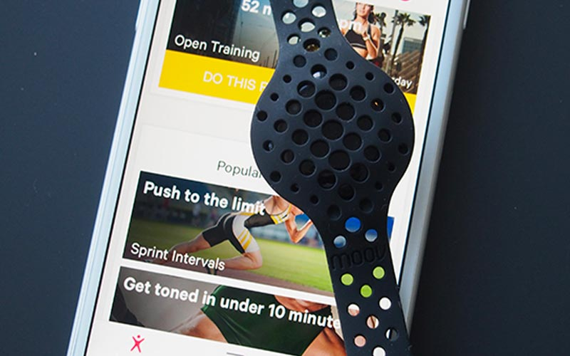 Moov Now Sports Watch Review
