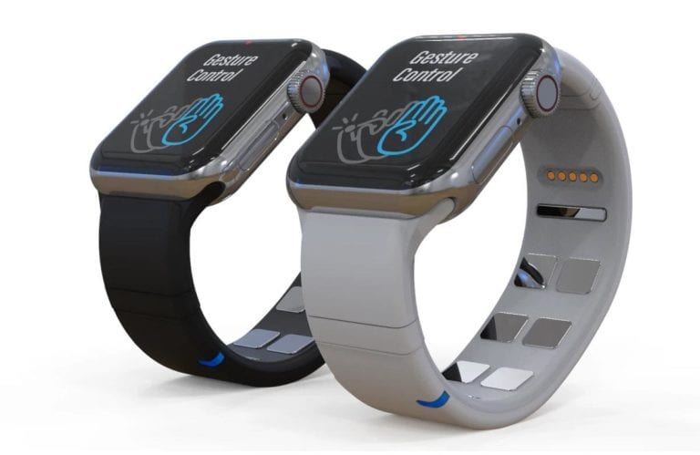 Mudra Band - Touch Free Control for Apple Watch_1