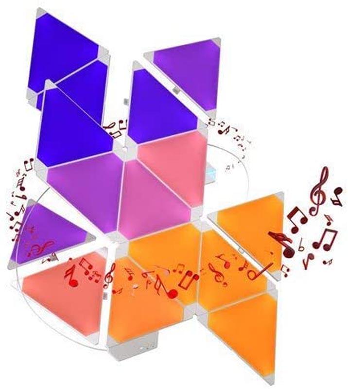 Nano Leaf Rhythm Edition