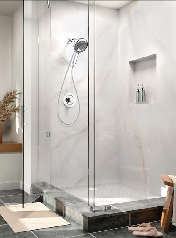 Nebia Shower at Home
