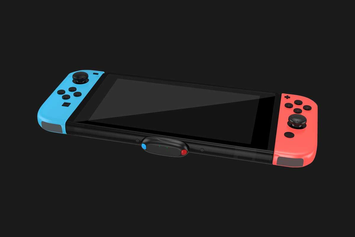 NexTemplo bluetooth audio+Switch