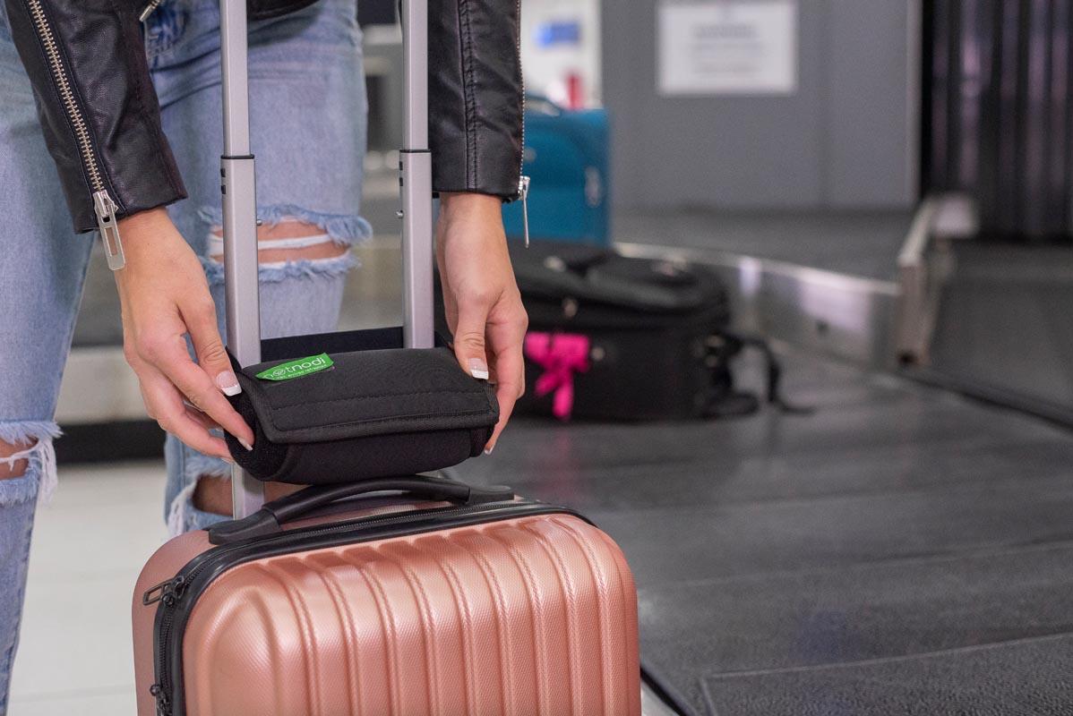 NotNodi on Suitcase