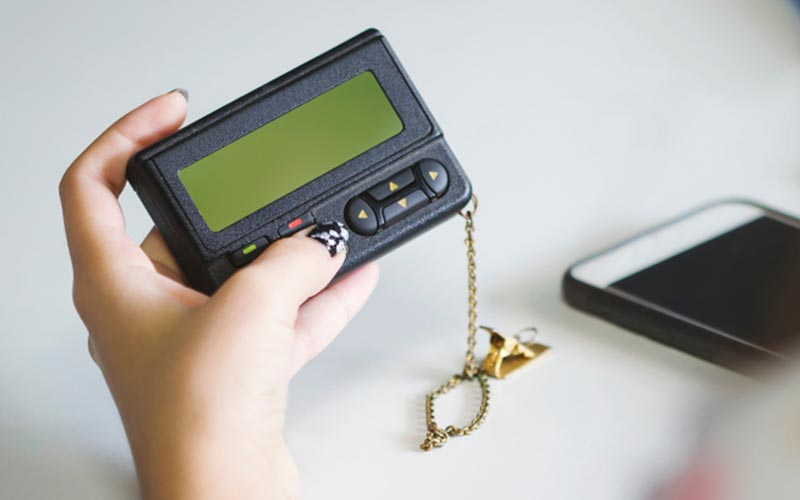 Old Technology - Pagers