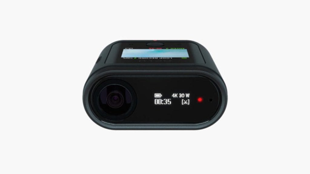 OCLU Action Camera Front View