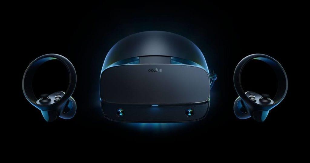 Oculus Rift S Feature