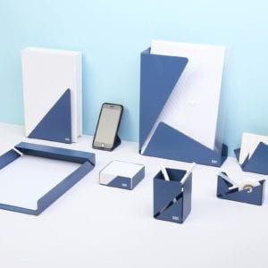 Origami - the ultimate home office Desk Organizer 2