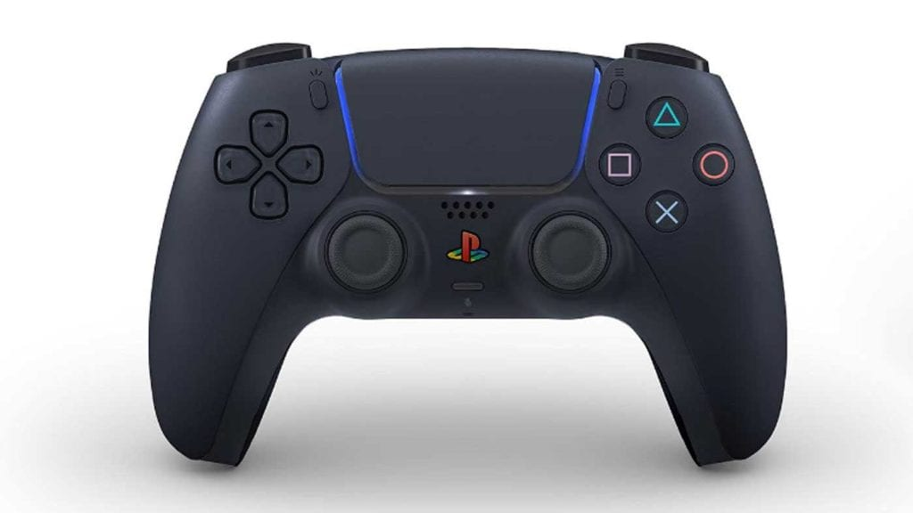 PS2 Themed PS5 Controller