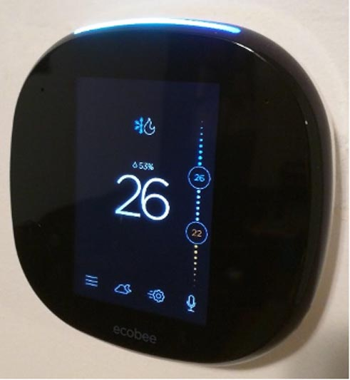 Smart thermostat 1