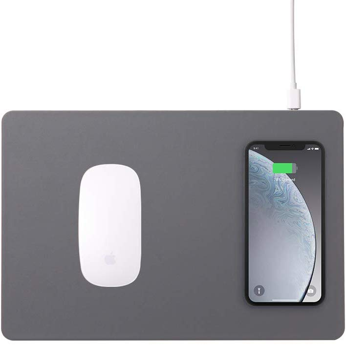 Pout Wireless Hands 3 - Mouse Pad With Wirelss Charging Product Shot 1