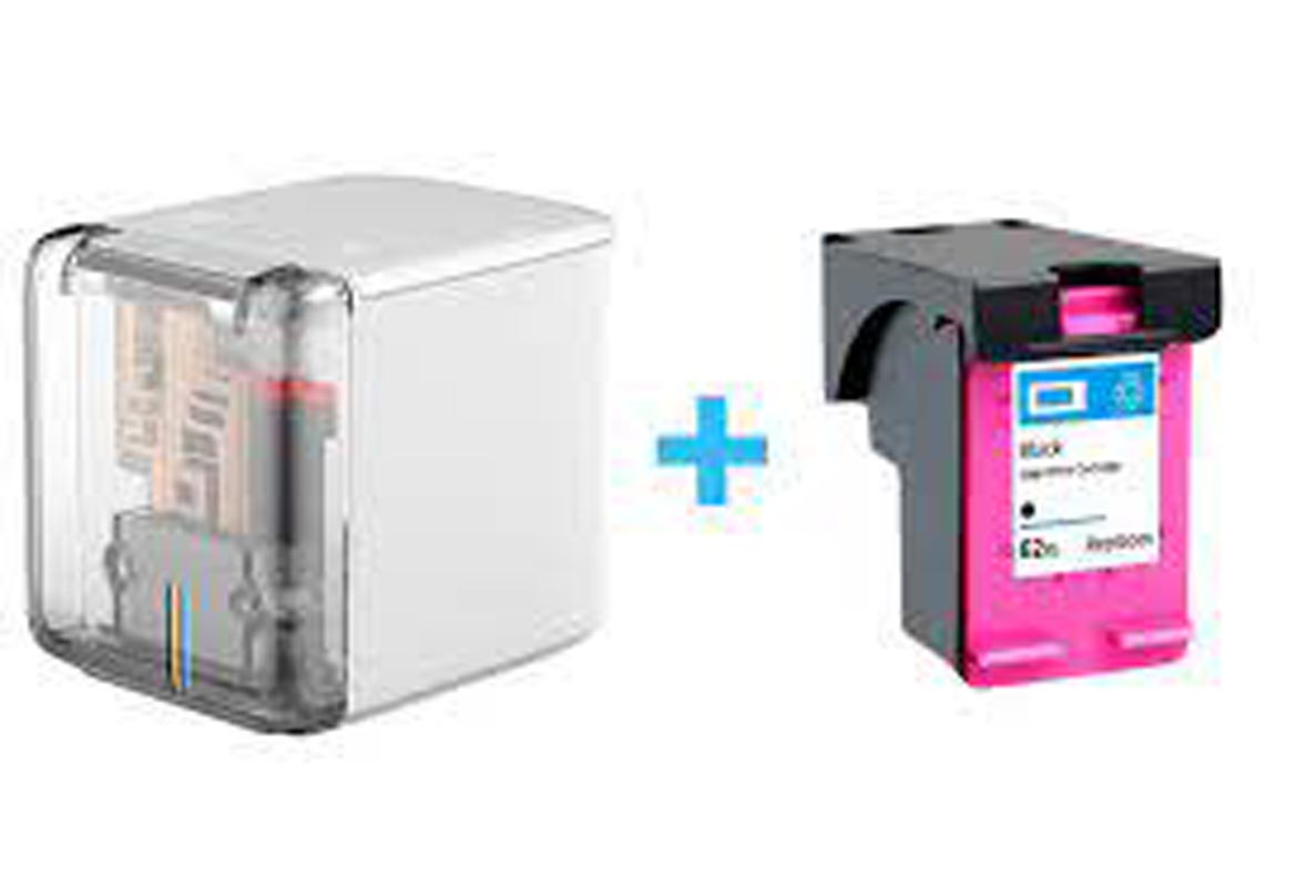 Princube and ink cartridges
