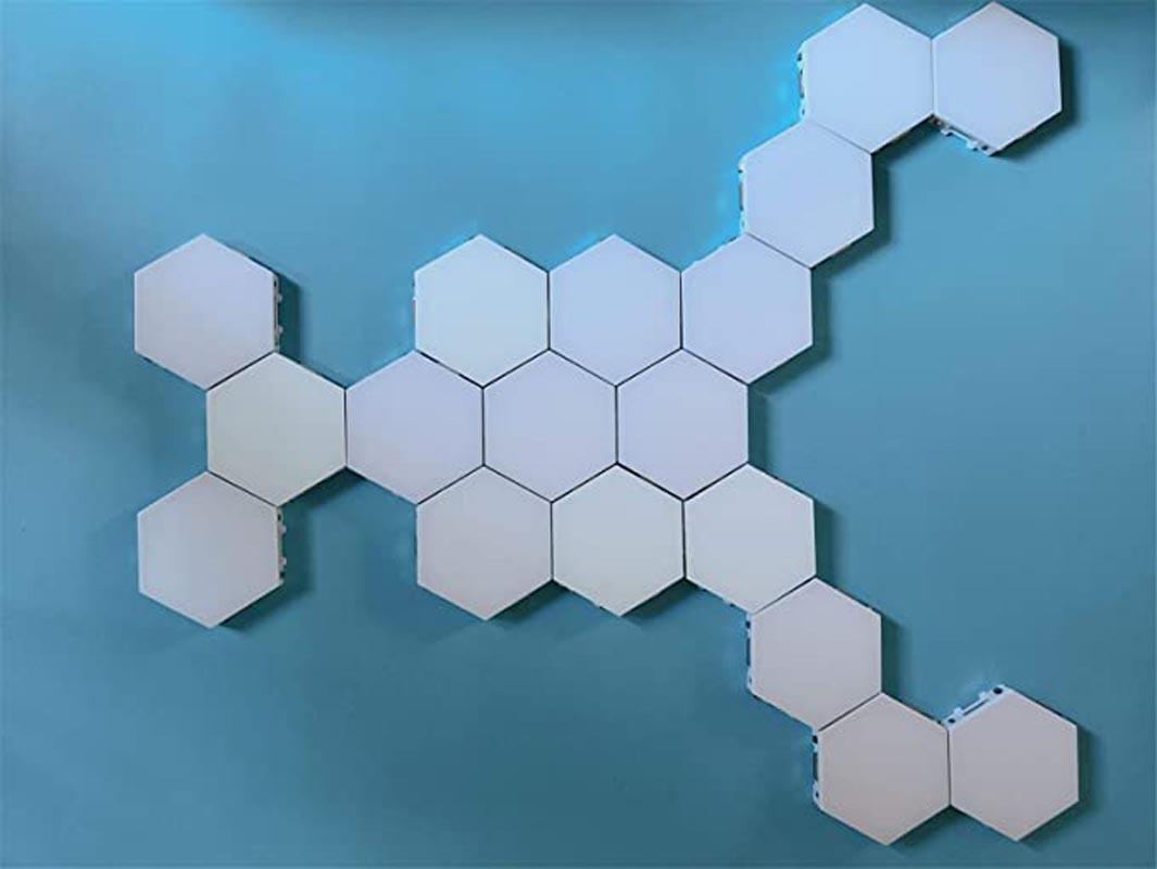 QBABY Hexagonal Wall Light