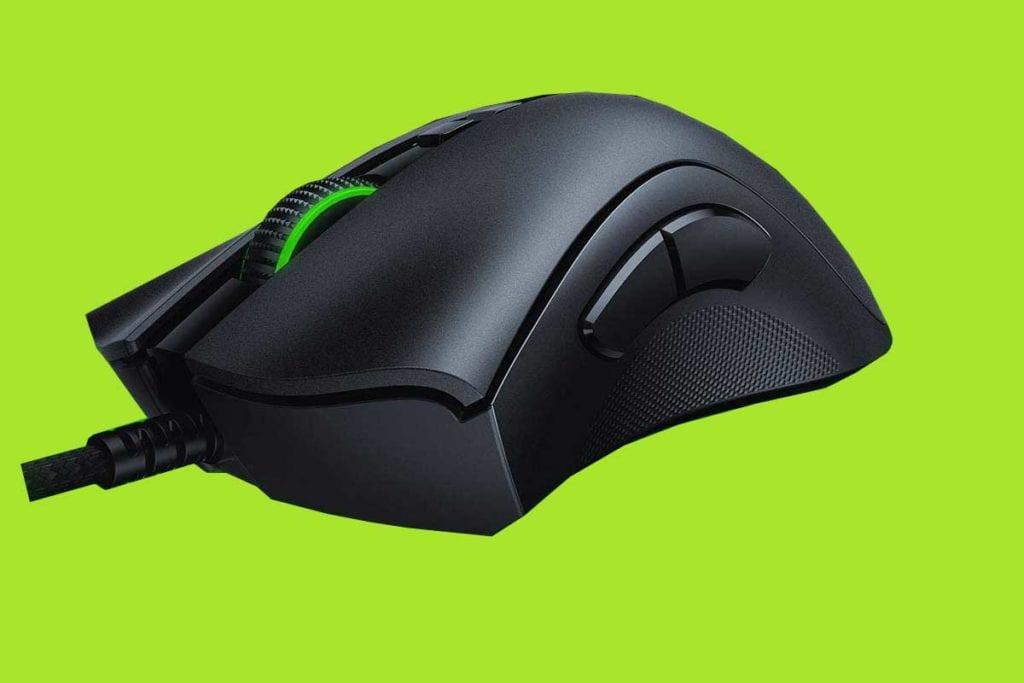 Razer DeathAdder V2 Gaming Mouse Ergonomics