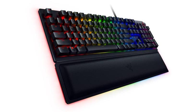 Razer Huntsman Elite Diagonal Review