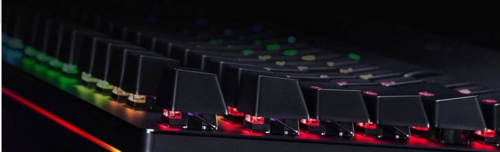 Razer Huntsman Elite Switches